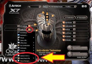 download driver mouse macro x7 spider xl-747h