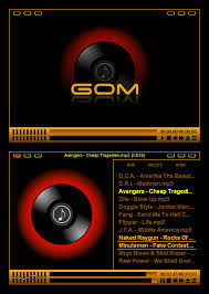 gom audio skin