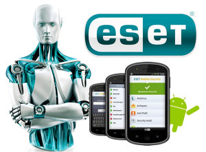 Mobile Security and Antivirus by ESET android