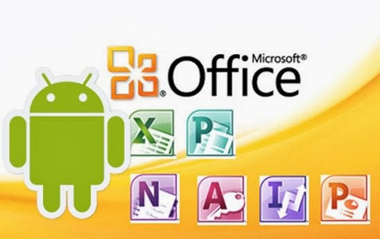 Cara Membuka File Office di HP Android