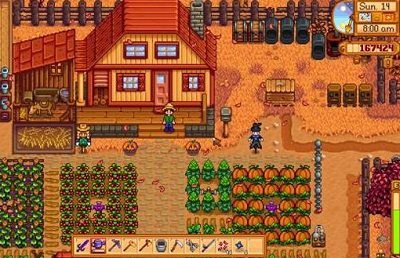 tips trik bermain game stardew valley