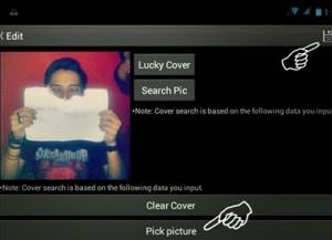 Cara Mengganti Gambar Cover Album MP3 di HP Android