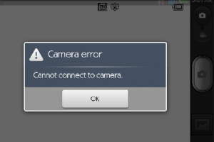 Trik Cara Mengatasi Can't Connect to Camera di HP Android