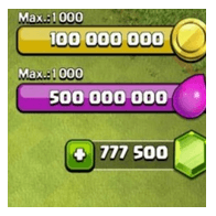 Cheat for Clash of Clans-Prank