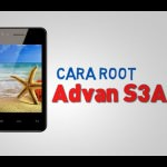 Tutorial Cara Flash Advan S3A Mudah