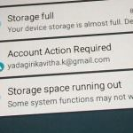 Cara Mengatasi Storage Space Running Out di HP Android