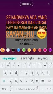 Cara Membuat Ask Me a Question di Instagram 10