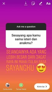 Cara Membuat Ask Me a Question di Instagram 11