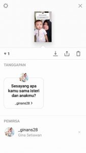 Cara Membuat Ask Me a Question di Instagram 8