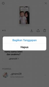 Cara Membuat Ask Me a Question di Instagram 9